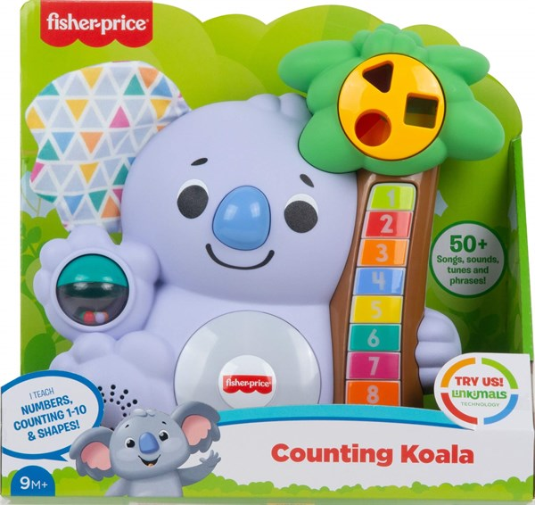 Fisher Price Linkimals Sayı Sayan Koala (Türkçe)