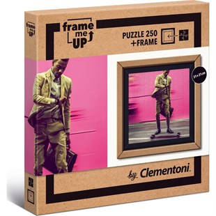 Clementoni 250 Parça Frame Me Up Yetişkin Puzzle -Living Faster