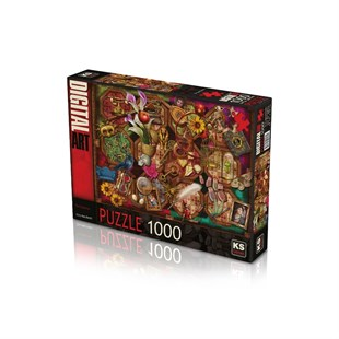 Ks Games The Collection 1000 Parça Puzzle