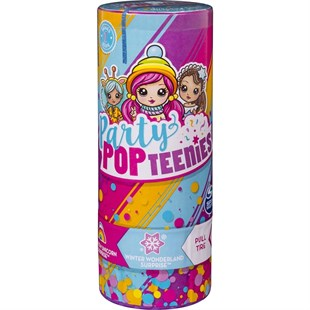 Party Popteenies Tekli Paket