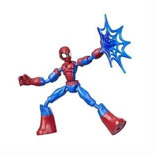 Spiderman Bend Flex Spiderman Figür E7686