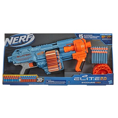Nerf Elite 2.0 Shockwave RD-15 E9527