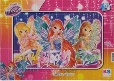 Winx Frame Puzzle
